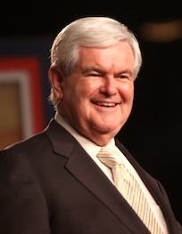 Newt Gingrich - Image From Wikipedia